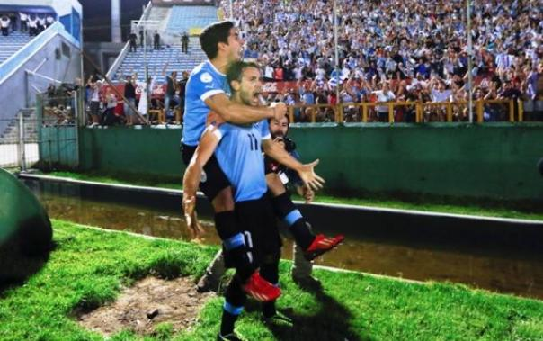 Y ..OTRO RECUERDO MAS..... 2-0 URUGUAY-COLOMBIA