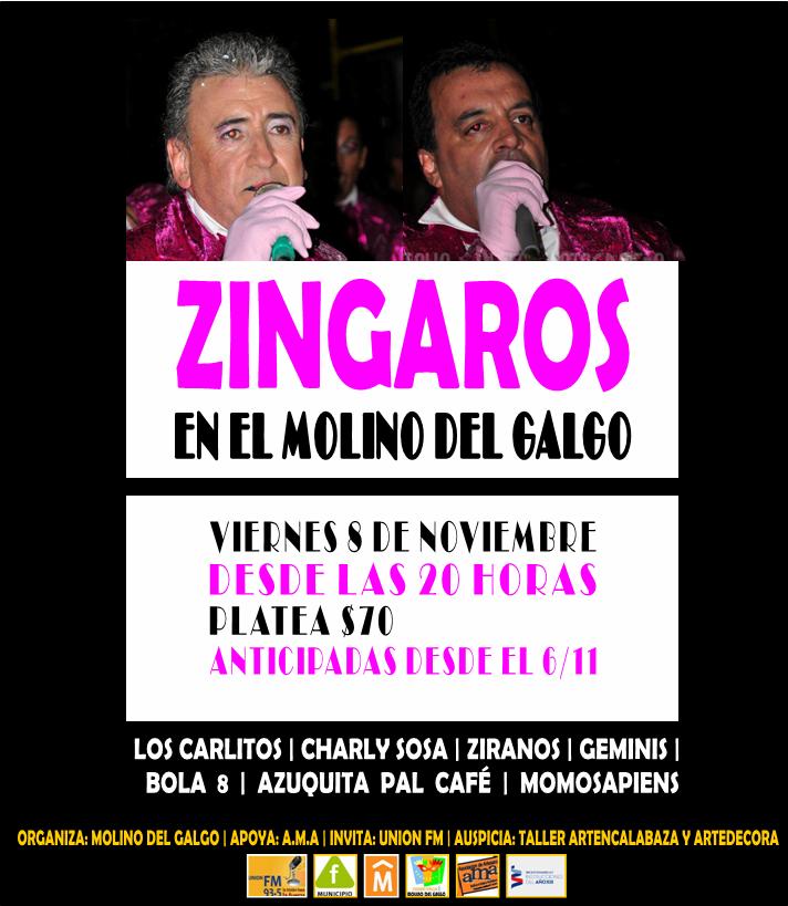 una noche a todo carnaval y musica uruguaya