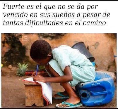 PARA MUCHOS URUGUAYOS QUE TIENEN TODAS LAS POSIBILIDADES PARA ESTUDIAR .... Y NUNCA ENCARAN ... MEJOR ESTAR EN LA ESQUINA , NI ESTUDIO, NI TRABAJO NI NADA!!!