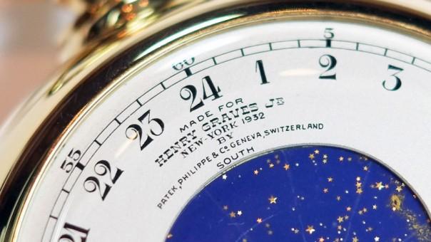 Reloj de Bolsillo Patek Philippe Se Vende Por La Suma Récord De $21.3 MILLONES